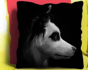 Dog Pillow, Dog Throw Pillow, Dog Cushion, Home Decor