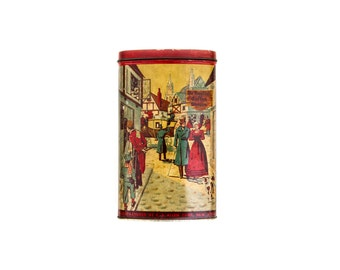 Toffee Candy Tin by CS Allen Corp New York