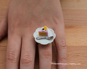 Dessert Island Statement Ring