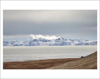 Antelope Island - Salt Lake City - Utah - Color Photo Print - Fine Art Photography (SLC02)
