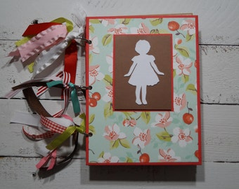 Granddaughter Scrapbook Mini Album 6x8