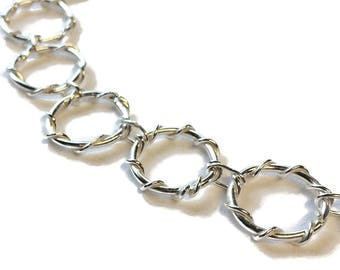 Ring-wrapped Necklace