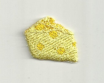 Tiny Cheese Patch! Custom Made!