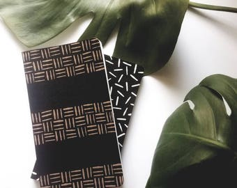 Jotbook - Hand Painted Notebook