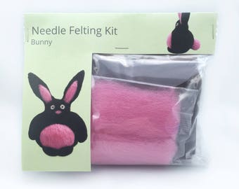 Make Your Own Bunny Kit - makes 1.