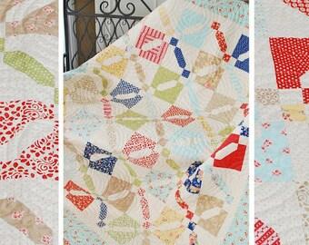 The Pattern Basket Beach House Quilt Pattern