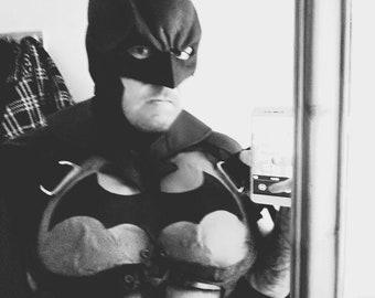 Batman Arkham Origins replica chest