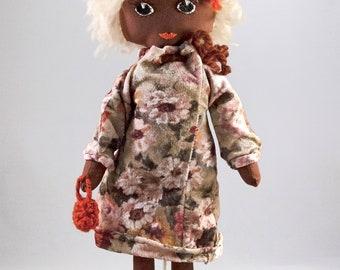 Autumn Handmade Rag Doll