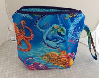 Octopus Socksak with strap