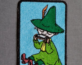 Snuffkin Custom Patch