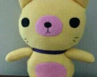 Custom Cat Plush