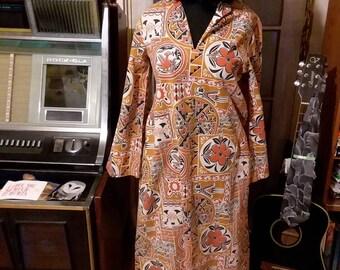 Vintage Ethnic Kaftan!