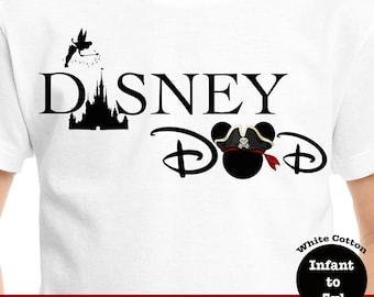 Disney Dad Shirt, Disney Pirate Dad Shirt