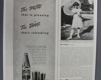 157 Hires Root Beer    ad is from December 27,1943   Life