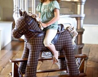Tennyson Rocking Horse