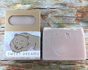 Sweet Dreams Cold Process Soap,Vegan, Hand crafted, Victoria BC, Vancouver Island