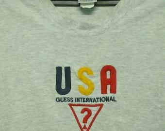 Sale!!! Vintage Guess USA T-shirt