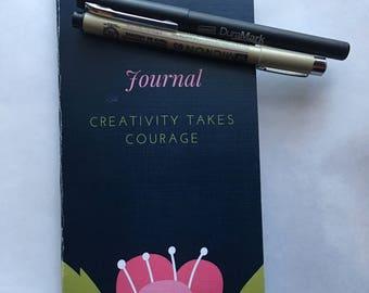 Journal-Handmade-Journals- Journaling- Creative Designs-