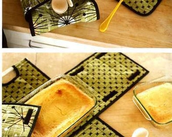 Casserole Carry All Pattern - Indygo Junction by Amy Barickman - IJ966 DIY