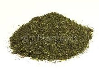 Organic Dried Peppermint - 1oz 4oz 8oz - Bulk Dried Peppermint - Bulk Herbs - Organic Peppermint - Peppermint Tea