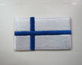 Finnish Flag – National Flag of Finland – United Nations of the World