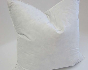 Feather and Down Pillow Insert