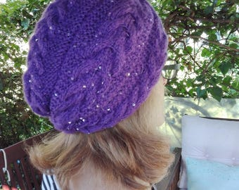 Purple Hat