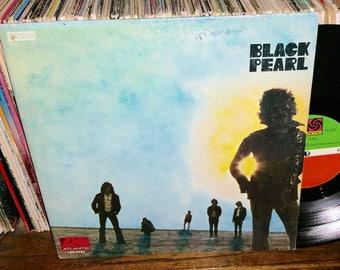 Black Pearl Vintage Vinyl Debut Record