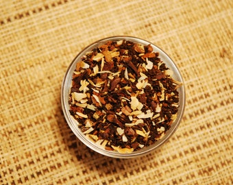 Black Organic:  Chocolate Cinnamon Chai