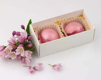 10 Boxes of Champagne Bonbons Wedding Favour