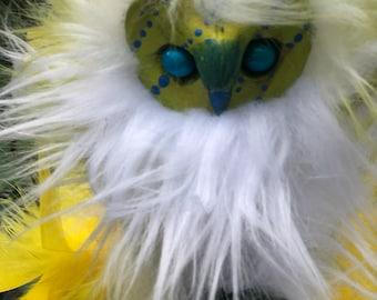 Hatchling owl