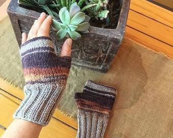 Winter Accessories, Arm warmers, Fingerless Gloves, Knit Hand Warmers, Knitted Boho Gloves, Women Fingerless, Wrist Warmers, Friend For Gift