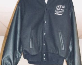 Bon Jovi Vintage Tour Jacket Promo