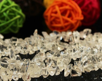 Natural Clear Quartz Crystal Beads/full strand/90cm/AA quality/#GZ-S80309P804