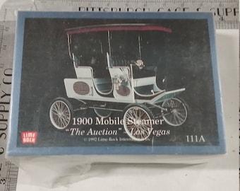 Vintage  lime rock Automotive  trading cards