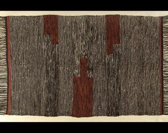 handwoven rug