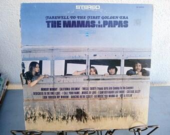 Mamas and Papas, Cass Elliot, Golden Era, Folk Rock, Monday Monday, Classic Rock, 1960's, Vinyl, LP,  California Dreamin, Vinyl Record Album
