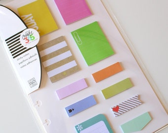MAMBI The Happy Planner Sticky Notes Happy