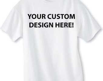ADULTS custom tee