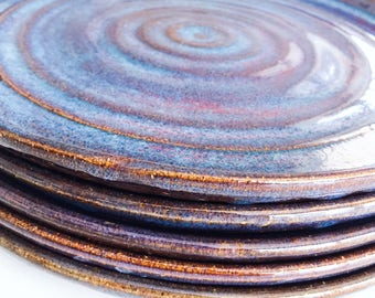 Custom Made Ceramic Dinner Plates