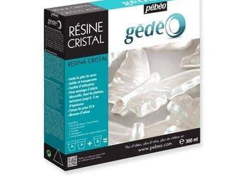 Crystal 300ml - Gedeo resin Kit