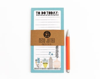 To Do Today Memo Jotter