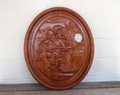 Cowboy Wood Carving for S...