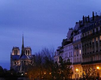 """Photo Art Paris """"ILE SAINT LOUIS"""""""