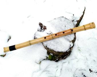 Root Shakuhachi Flute 2.4 (A key)