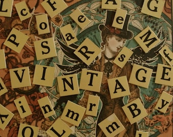 Two Dozen Vintage Anagrams