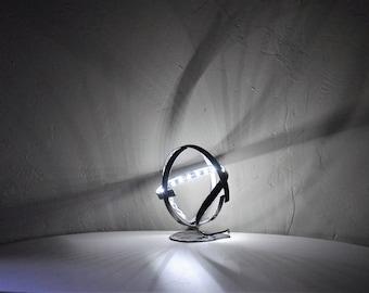 led lamp, modern table lamp