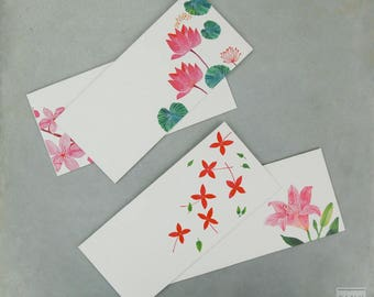 Gift Envelopes - Floral, Gift, Money Envelopes, Stationery