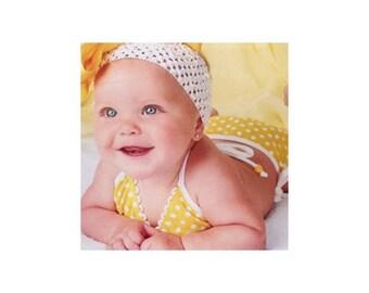 Bath Itsy Bitsy baby bikini swimsuit