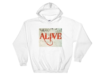 Alive! Hooded Sweatshirt